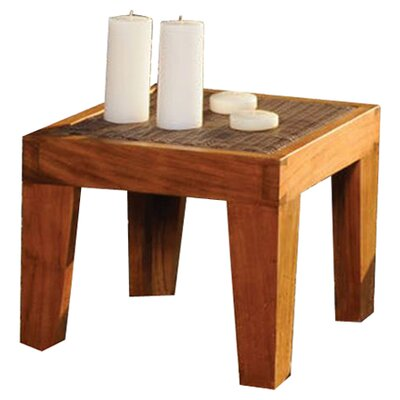 Panama Jack Outdoor Leeward Islands End Table