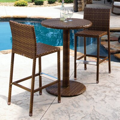 Patio Bar Sets | Wayfair - Buy Patio Bar Sets Online
