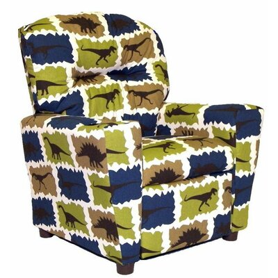 Brazil Furniture Home Theater Children's Recliner
