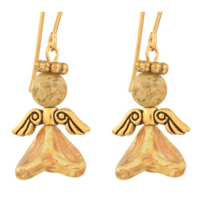 Sofiel Angel Earrings