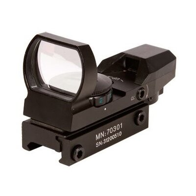 32mm Open Red Dot Sight