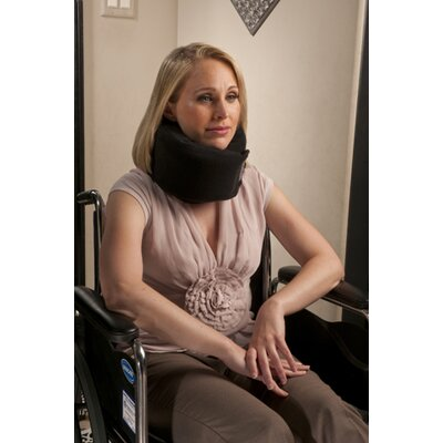 Anywhere Comfort Memory Foam Neck Brace