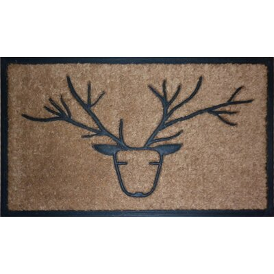 Home & More Deer Doormat