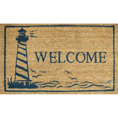 Lighthouse Doormat