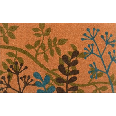 Home & More Perennials Doormat