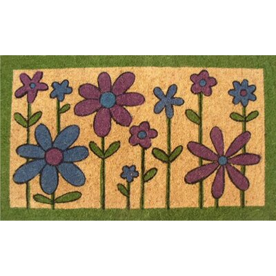 Home & More Spring Blossoms Doormat