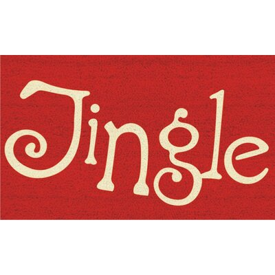 Home & More Jingle Doormat