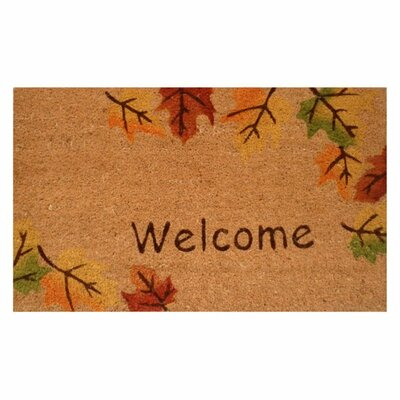 Home & More Autumn Breeze Doormat