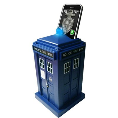 Underground Toys Doctor Who Tardis Smart Safe