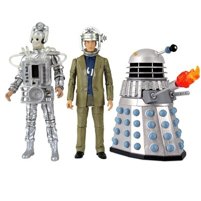 Underground Toys Doctor Who Enemies of the 1st Doctor Action Figure