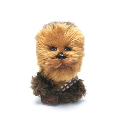 Underground Toys Star Wars Chewbacca Talking Plush