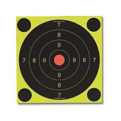 "Birchwood Casey Shoot-N-C 7"" UIT 25/50M Target (Pack of 6)"