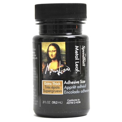 Speedball Mona Lisa Extra Thick Carded Liquid Adhesive