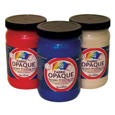 Speedball Opaque Fabric Screen Printing Ink