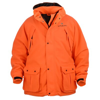 Lucky Bums Kid's 3 in 1 Waterproof Parka