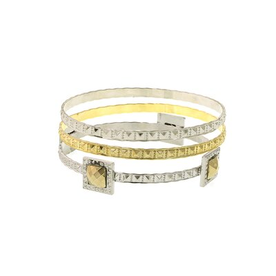 Laundry by Shelli Segal Stackable Bangle Bracelet