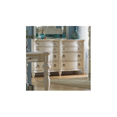 Legacy Classic Furniture Glen Cove 8 Drawer Dresser