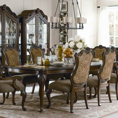 Pemberleigh dining table wayfair for Legacy classic dining table