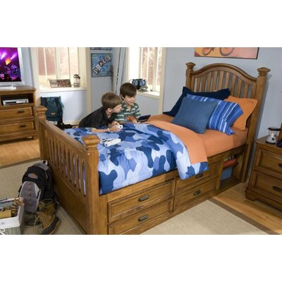 Legacy Classic Furniture Expedition Low Captain Bedroom Collection