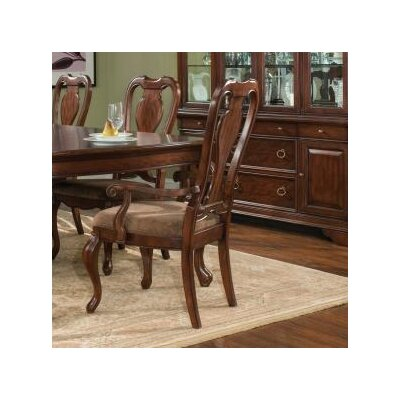 Legacy Classic Furniture Heritage Court Queen Anne Arm Chair