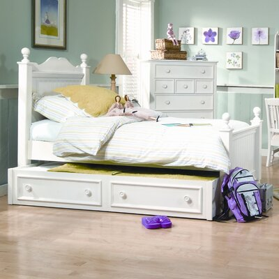 Legacy Classic Furniture Summer Breeze Low Poster Bed
