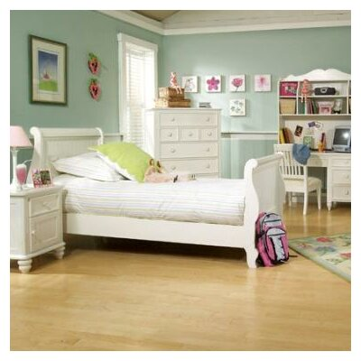Legacy Classic Furniture Summer Breeze Sleigh Bed