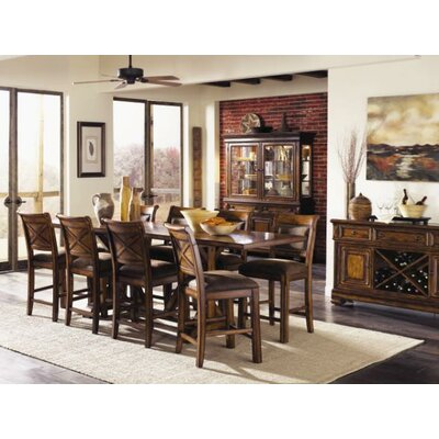 Legacy Classic Furniture Larkspur 9 Piece Dining Set | Wayfair