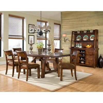 Legacy Classic Furniture Woodland Ridge 7 Piece Dining Set