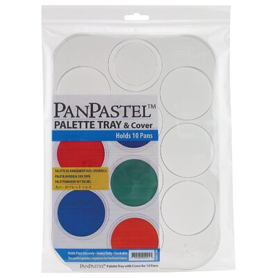 PanPastel Color Palette Tray