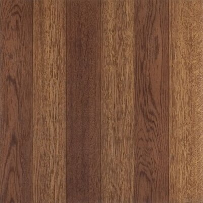 "Achim Importing Co Nexus 12"" x 12"" Vinyl Tile in Medium Oak"