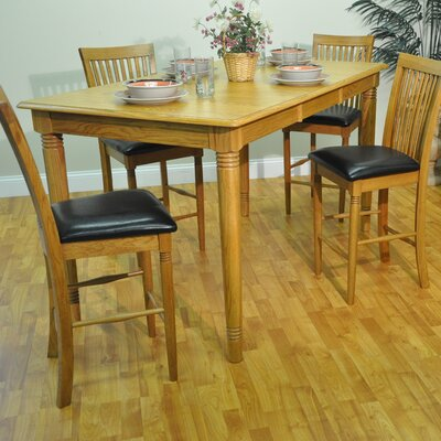 Hudson Series Pub Table Set