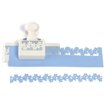 Martha Stewart Crafts Deep Edger Blossom Trim Punch