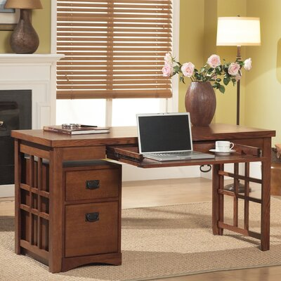 kathy ireland Home by Martin Furniture Wood Laptop / Writing Desk