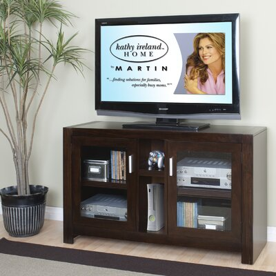 kathy ireland Home by Martin Furniture Carlton Entertainment 50