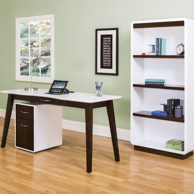 kathy ireland Home by Martin Furniture iNfinity Standard Desk Office Suite