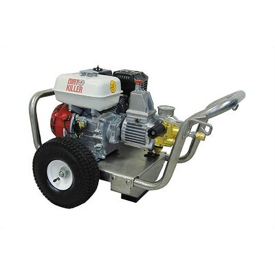3.5 GPM / 2600 PSI Cold Water Gas Pressure Washer