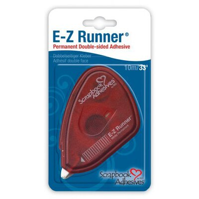 Scrapbook Adhesives E-Z Runner Permanent Adhesive Tape