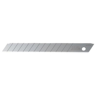 Olfa Stainless Steel Blade (Set of 10)