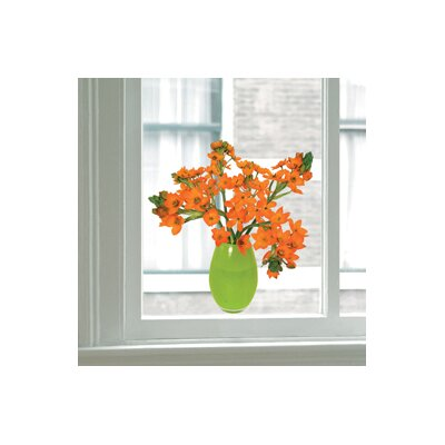 Oots Flat Flowers Window Stickers Originals in Windlily