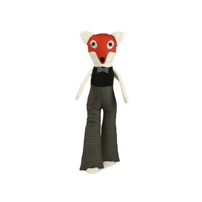 Oots Esthex Mr. Morris Fox Musical Stuffed Animal