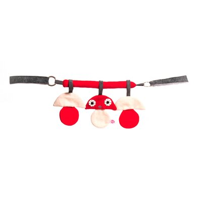 Oots Esthex Minnie Mushroom Stroller Activity Toy