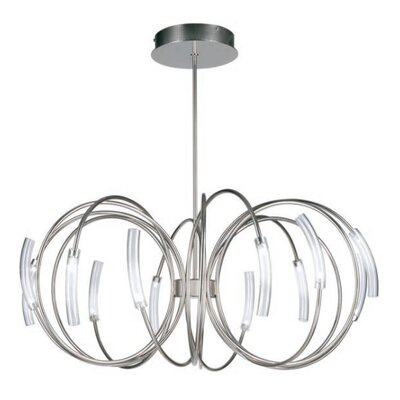 Terzani Hook Twelve Light Pendant