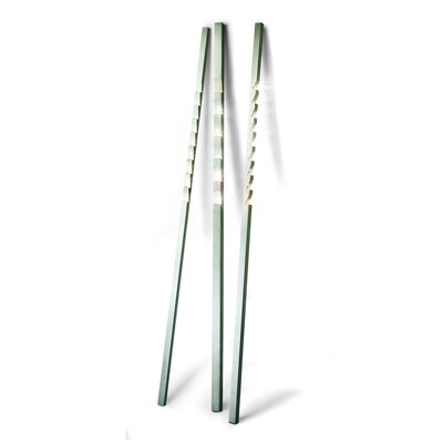 Terzani Zig Zag 9 Light Floor Lamp