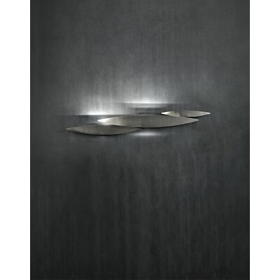 Terzani I Lucci Argentati 1 Light Wall Sconce