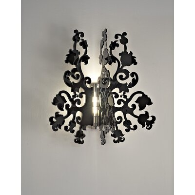 Terzani Anastacha 1 Light Wall Sconce