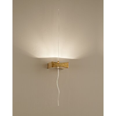Terzani Liaisons Appliquees 1 Light Wall Sconce