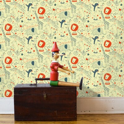 Loboloup Circus wallpaper