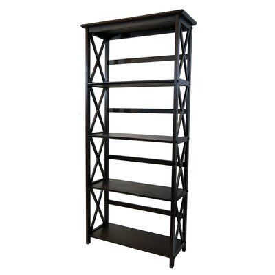 Casual Home Montego 5 Tier Bookcase