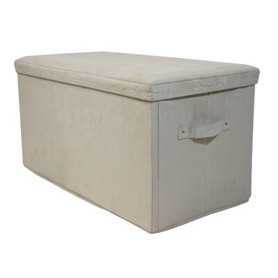 casual home bedroom storage ottoman reviews wayfair