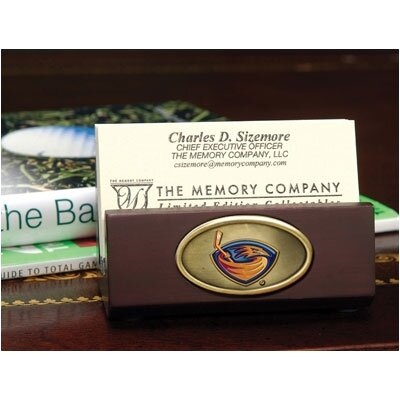 The Memory Company NHL Business Card Holder
